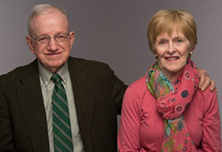Dr. Jack and Barbara Clarcq